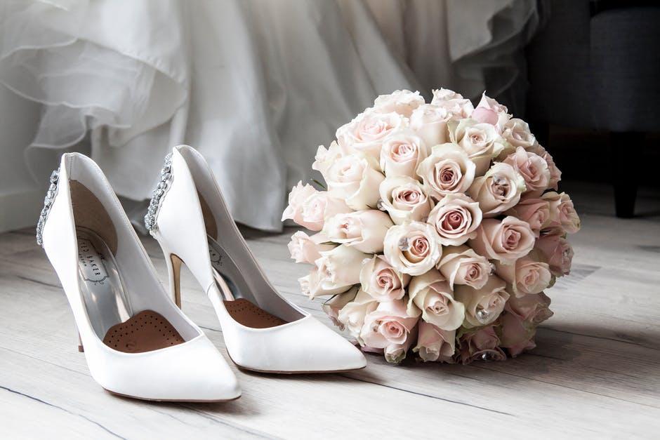 Dekoracje Ślubne Buty